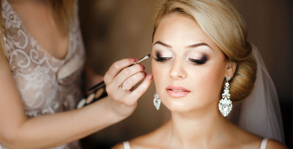 5 причин заказать свадебный макияж у нас