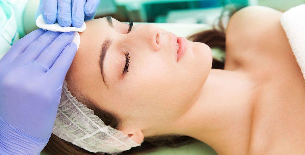 Косметология. Механическая чистка лица